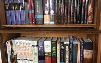 Commentaries and Theology Books  |  My Liberty University Collection