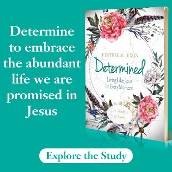 Determined Bible Study