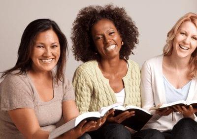 Seeking Him Bible Study