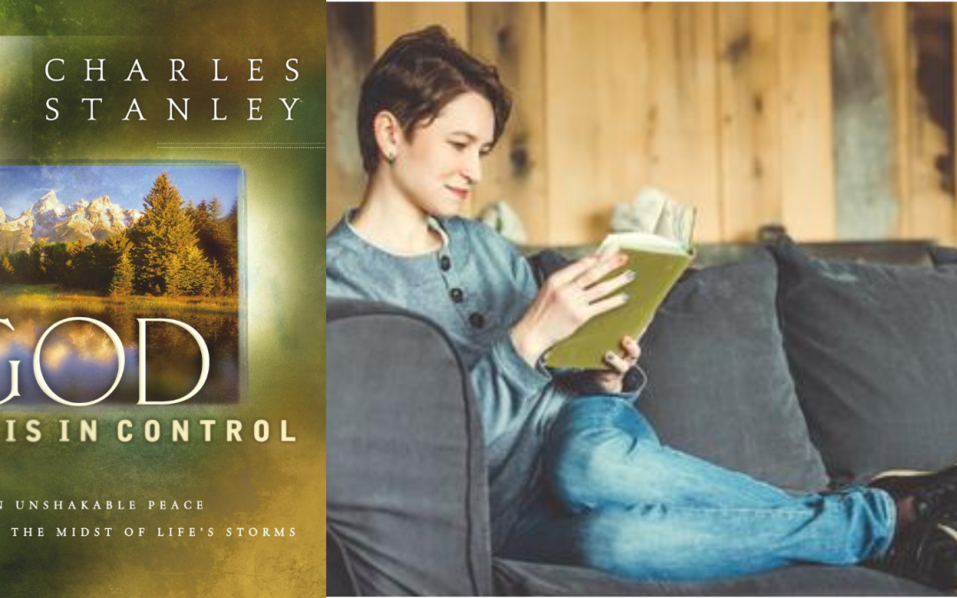 God Is In Control by Charles Stanley- Book Review