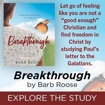 Breakthrough Bible Study