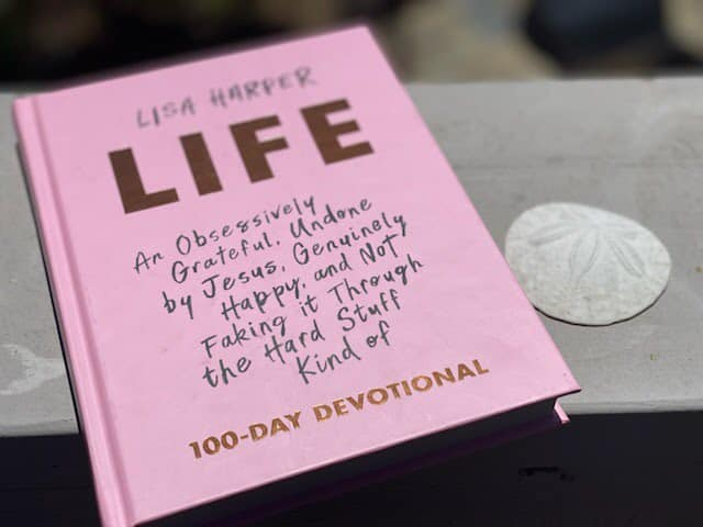 Life Devotional by Lisa Harper Book Review