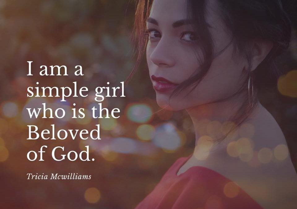 Today's Devotion: Simply Me by Tricia Mcwilliams